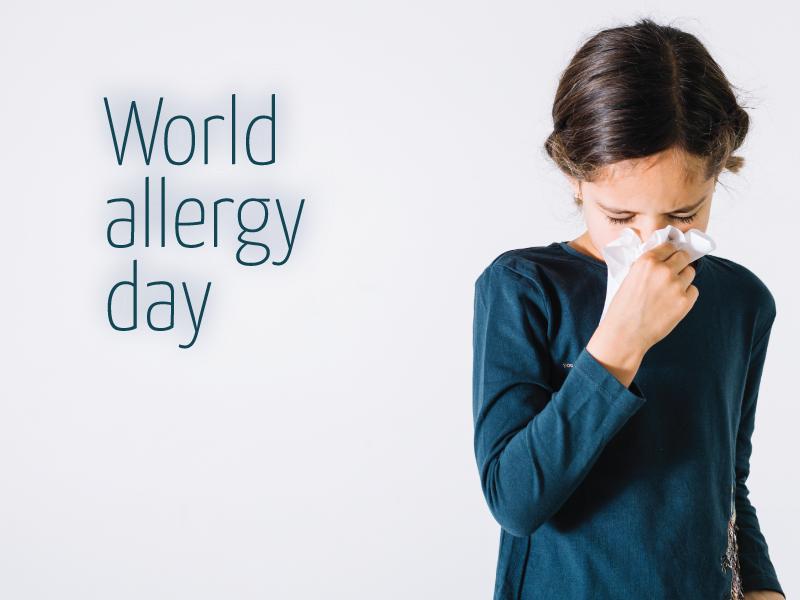World Allergy Day