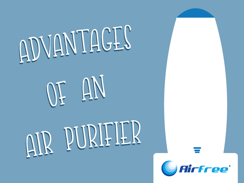 Air purifier: know the advantages of having this appliance at home
