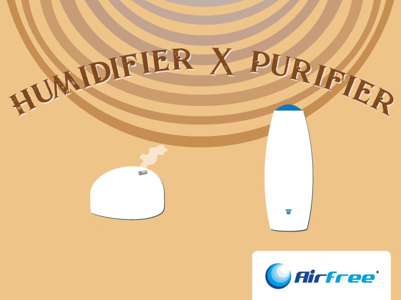 Air purifiers x air humidifiers