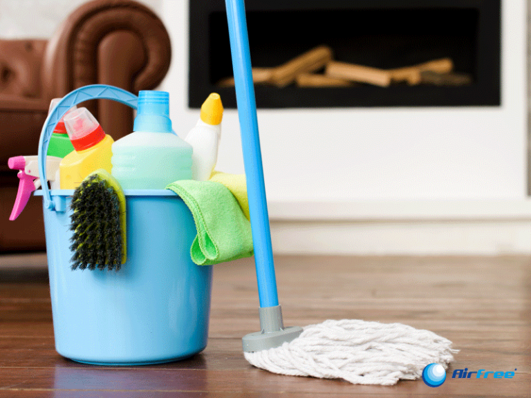 Deep Cleaning Your House During the Coronavirus Outbreak