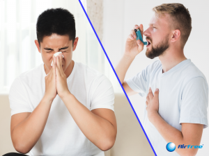 What Is the Difference Between Respiratory Allergy and Asthma?