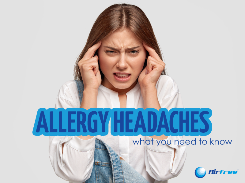 Allergy Headaches: What You Need to Know