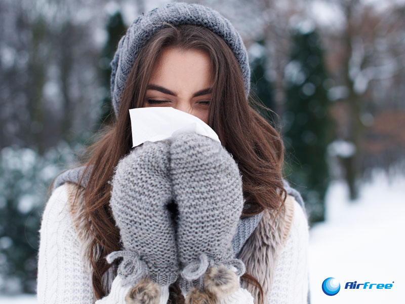 Can You Suffer From Allergies in the Cold Winter Months?